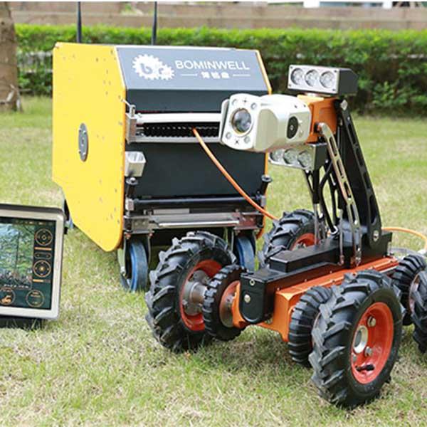 管道检测机器人——CCTV