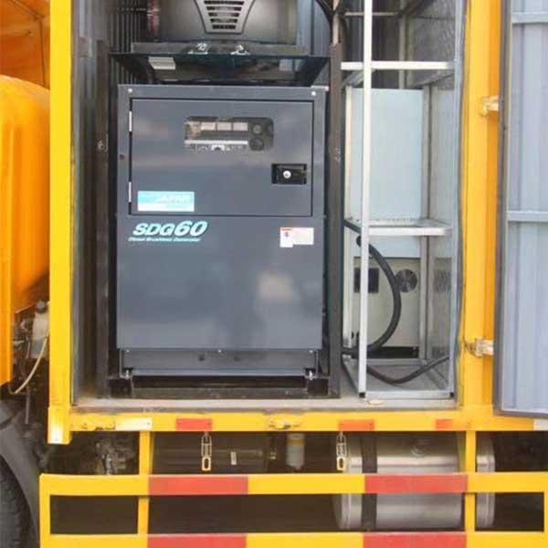 管道修改器械——紫外光固化设备