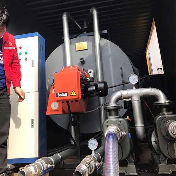 管道修复器械——水翻车